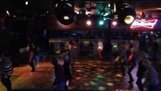 01-23-14 Sylkie Slide w/Pat Adkins @ Electric Blue Saloon