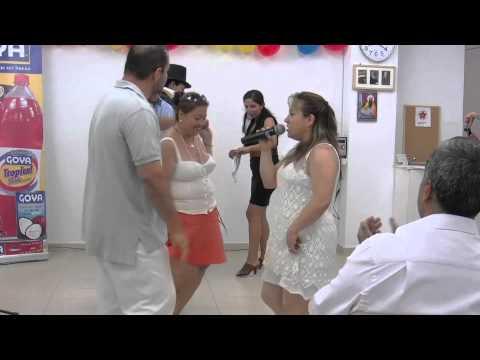 PARTICIPACIÓN DE LA BIBI  EN LA III SEMANA  CULTURAL DEL ECUADOR EN BARCELONA 012 –