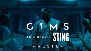 Gims - Reste (ft. Sting)