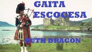 Concierto de gaita en Escocia | [ Ruth Dragon ]