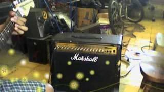 Mi Marshall volvió a la vida.