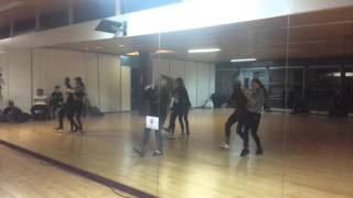 TP4Y - Liveshow 1 rehearsal - Global Dance Centre