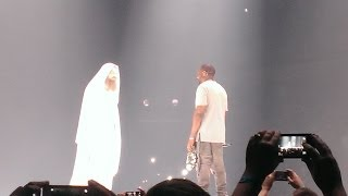 Kanye West - Jesus Walks (live) Yeezus Tour Bridgestone Arena Nashville TN 11/27/13
