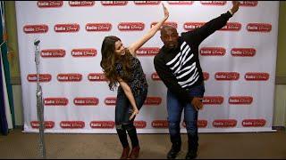 "Learn Laura Marano's ""Boombox"" Dance   Radio Disney Music Awards   Radio Disney"
