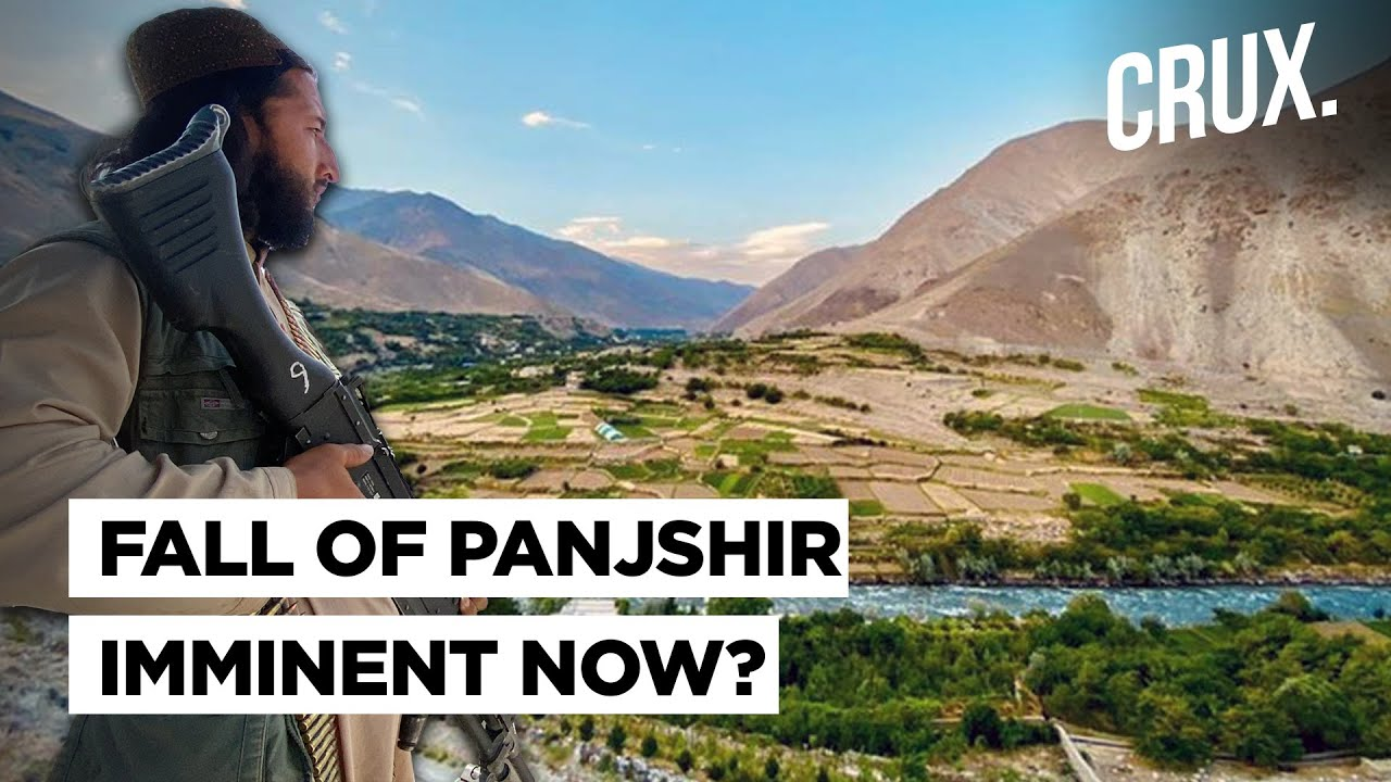 Ahmad Massoud Likely To Surrender As Taliban Surround Panjshir From All Sides, Saleh Still Defiant