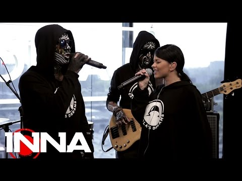 Carla's Dreams feat. INNA - Tu si Eu | Live KissFM