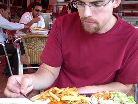 Lunch in Meknès