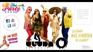 The Party Band feat. El Bananero - Pensando en C****