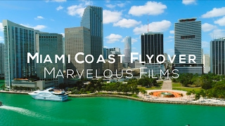 Miami Coast Flyover | MF