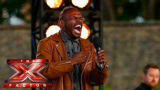 Anton Stephans makes Olly shed a tear | Boot Camp | The X Factor UK 2015