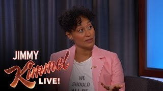 Tracee Ellis Ross Reveals What the Met Gala is Really Like