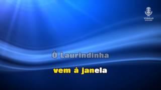 ♫ Karaoke LAURINDINHA - Chris Ribeiro