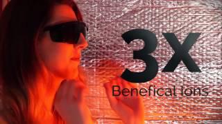 Improve Sauna Session | Breathe Safe Plasma Air Purifier - Go Healthy Next
