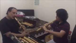 مع أنغام الكولة الرائعة - الفنان  محمد فتيان   والفنان إبراهيم كولة