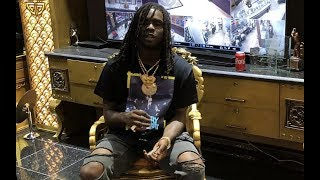 Chief Keef Sounding Big Mad In Studio After 6ix9ine Calls Lil Durk