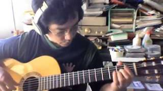 25 or 6 to 4 (Fingerstyle Guitar)