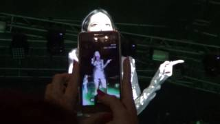 Se desintegra el amor - Paty Cantu Salamanca 2017