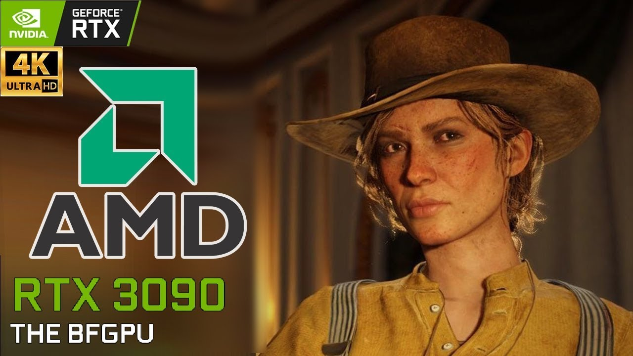 XenthorX - Red Dead Redemption 2 : 4K Live - AMD 5900X Test   Ultra   RTX 3090   4K