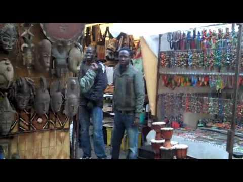 Hello Africa, Part 1