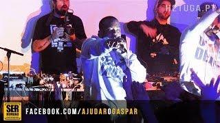 """Bónus - """"Nada Muda""""   SerHumano - HipHop por uma Causa, 26/04/2014, Warehouse, Lisboa"""