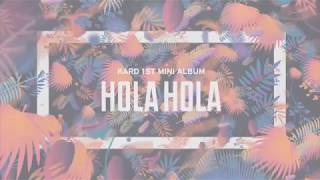 HOLA HOLA - KARD / Letra Facil - Easy Lyrics