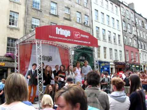 Edinburgh Fringe Festival 2011 by Lodging Circuit