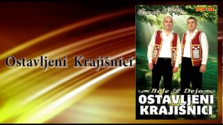 Ostavljeni Krajisnici - Dje si Mico - (Audio 2013)