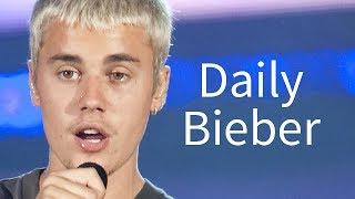 Justin Bieber Gets Weird New Tattoo