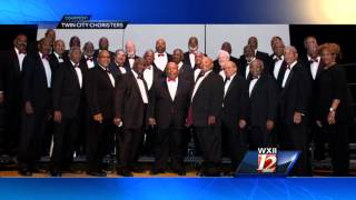 Twin City Choristers performing this weekend