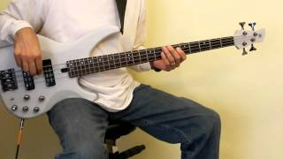 Brick - Ain't Gonna Hurt Nobody Bass Cover
