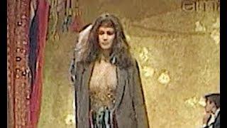 EMANUEL UNGARO Fall 1999 2000 Paris - Fashion Channel