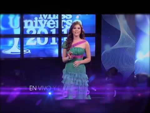 Promo Miss Universo 2011