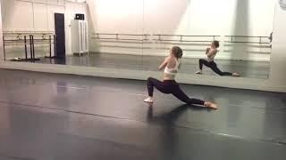 Contemporary Solo   2018   Liz Tookey Choreographer