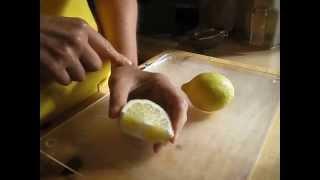 Secret de santé: le jus de citron
