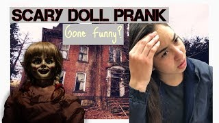 SCARY Doll Prank ft. NoemiCougar