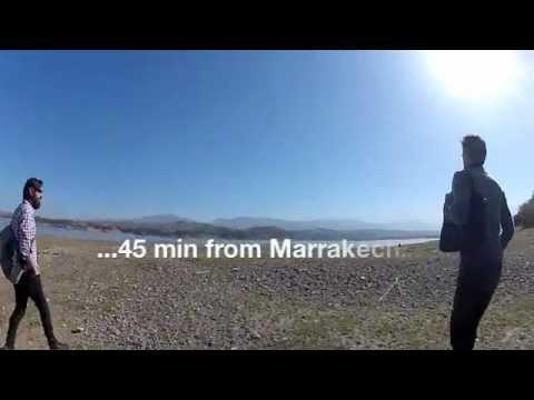 Riad 144 Marrakech – Excursion Le Barrage Lalla Takerkoust