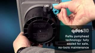 Qdos 30 Metering Pump: Join the no-valve metering revolution