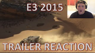 Mass Effect: Andromeda | E3 2015 Trailer Reaction