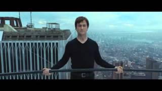 The Walk 2015 Wire Walk Hilarious Scene (HD 1080p)