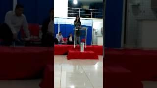 Amanda Lara( Cover- Em fervente Oração : Coral Kemuel) PARTE 1
