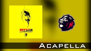 Brytiago FT Darell Asesina (Acapella Studio)