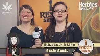 Resin Seeds @ Spannabis 2014 Barcelona
