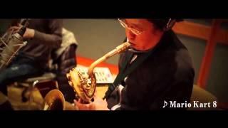 Mario Kart 8 Music Recording Session