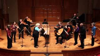 Portland Baroque Orchestra performs Vivaldi's Four Seasons