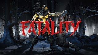 Mortal Kombat X - Como se faz os sons do Fatality?