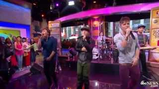 [HD] Emblem3 'XO' Live on Good Morning America