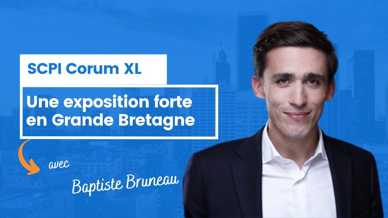 Corum XL : Une exposition forte en Grande Bretagne - Baptiste Bruneau
