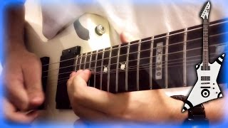 Metallica - One - Guitar Solo Cover - Full HD 1080p