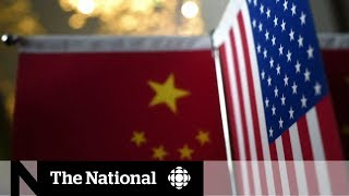 Mystery illness hits U.S. diplomat in China