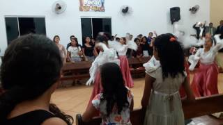 Coreografia Dunamis /  Paulo e silas - Alisson e Neide (2°parte)